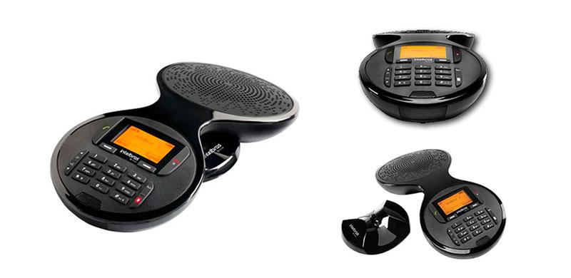 audioconferência-TS-9160-intelbras